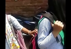 Akp college Girls masti after exams result part 2