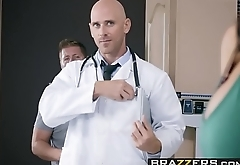 Brazzers - Doctor Adventures - (Reagan Foxx, Johnny Sins) - My Husband Is Right Outside. - Trailer preview