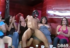 Pratty sweetheart gets drilled in front of her friends.