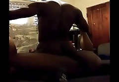 King daddy Ace fucks black bitches face