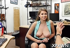 Valuable amateur with a hot body is feeling some cock
