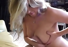 HOT Blonde Step Sis Plays Sex Roulette With BROTHERS