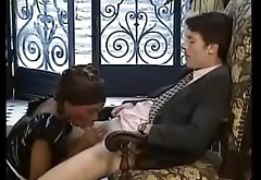 Interracial Porn With Maid and Boss