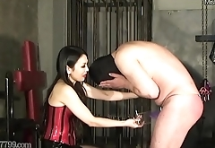 Japanese Femdom Humbler CBT and Humiliation