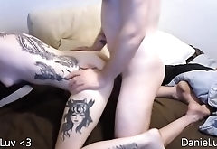 Creampie Shot on Tight Pussy Cum Dripping Out